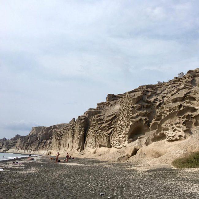 Playa Vlichada santorini