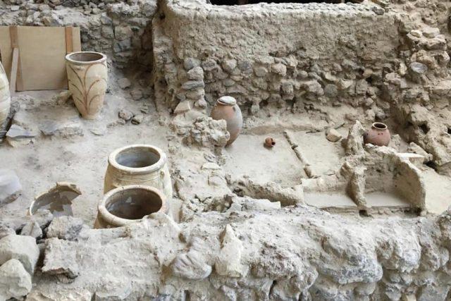 Yacimiento arqueologico