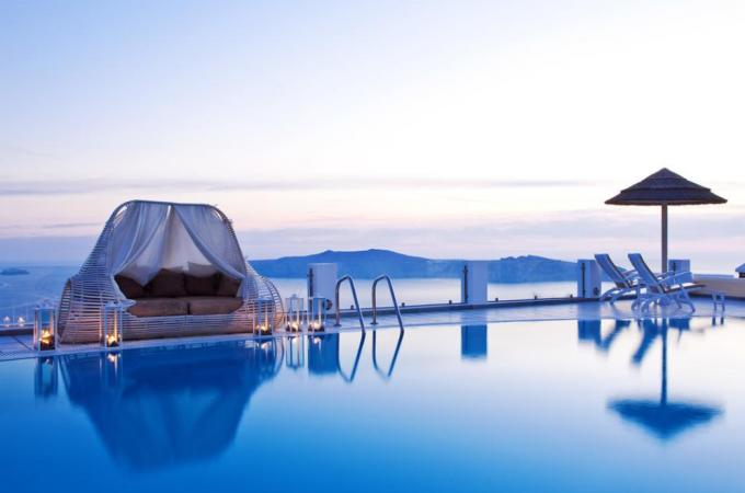 Santorini Pincess Spa