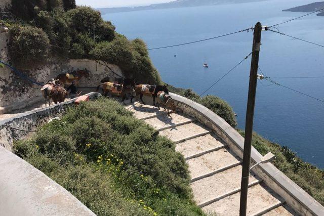 puerto viejo santorini